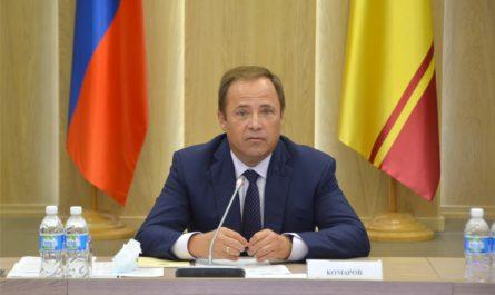 Игорь Комаров в Чебоксарах