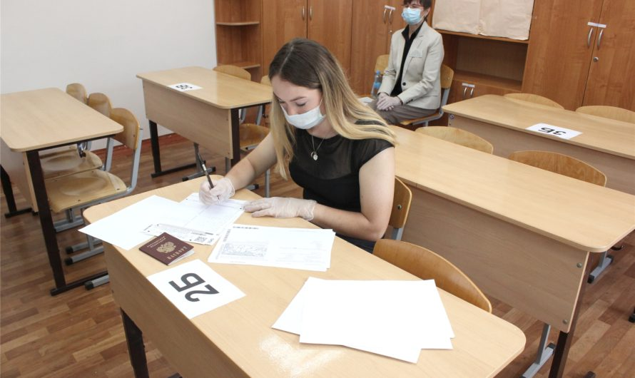 ЕГЭ в Чувашии принимают при строгом соблюдении рекомендаций Роспотребнадзора