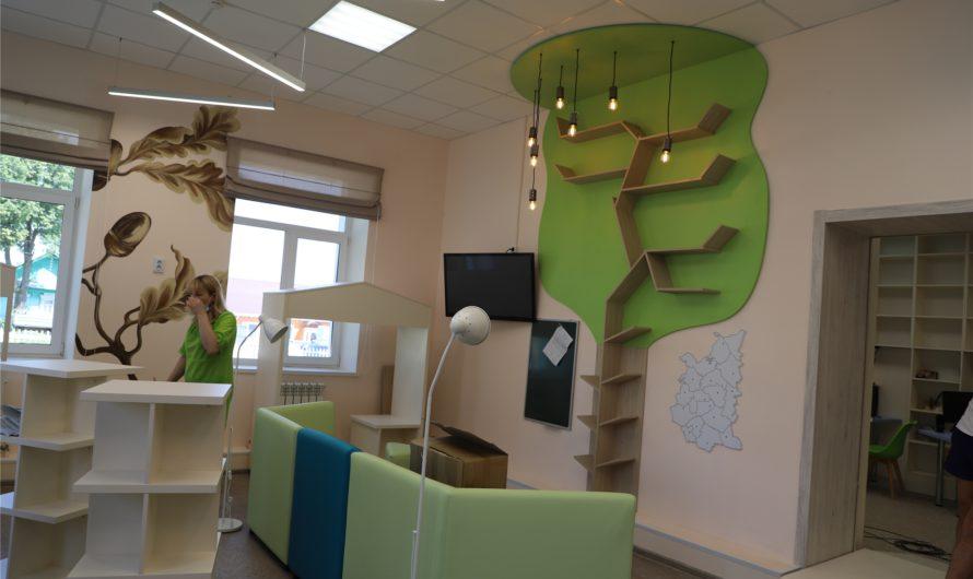 Библиотека нового поколения скоро появится в Моргаушском районе Чувашии