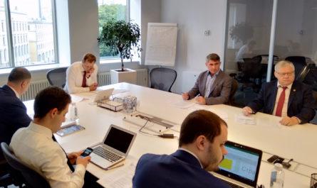 Олег Николаев договорился о внедрении нового подхода к достройке проблемных объектов
