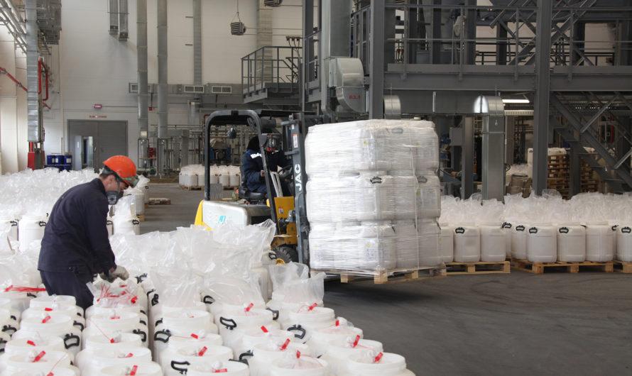 Чувашский «Химпром» планирует вдвое увеличить выпуск гипохлорита кальция