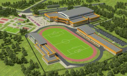 В республике появятся ещё 7 новых спортивных объектов