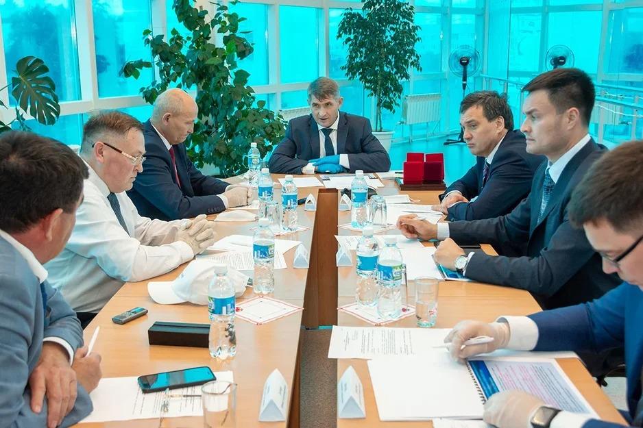 В Козловке обсудили планы развития района