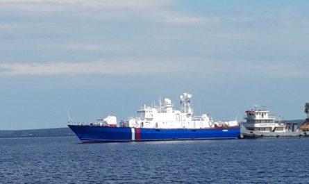 корабль «Чебоксары»