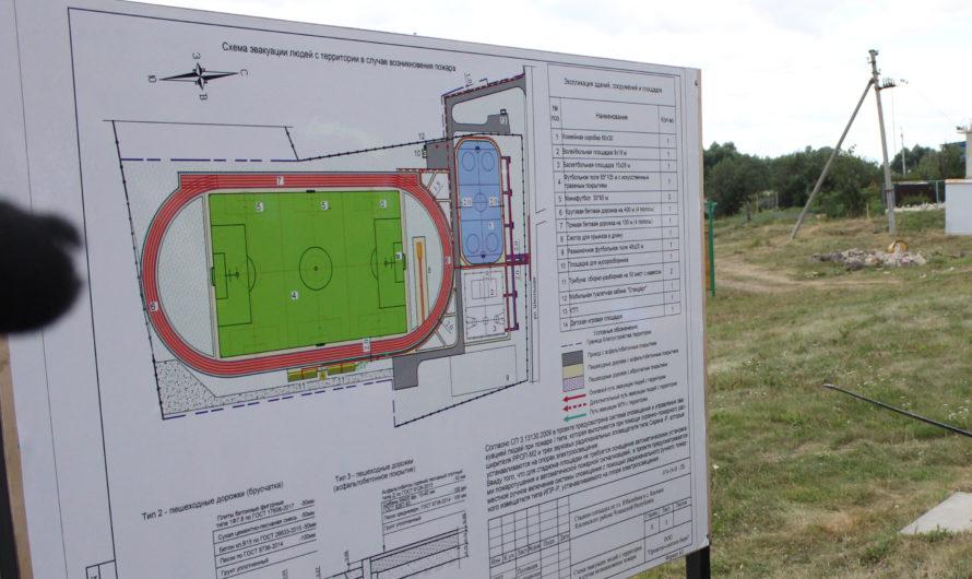 В Яльчиках до конца 2020 года появится свой современный стадион