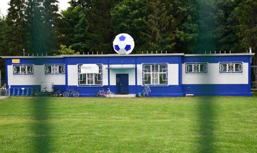 В Вурнарах планируют построить футбольное поле с подогревом