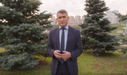 Олег Николаев поздравляет с 60-летием город-спутник Новочебоксарск