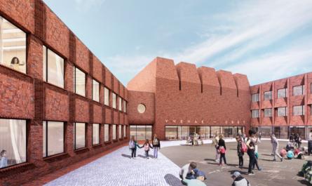 В Чебоксарах начали проектировать еще одну новую школу