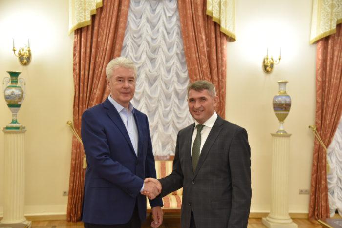 Чувашская республика и Москва будут сотрудничать