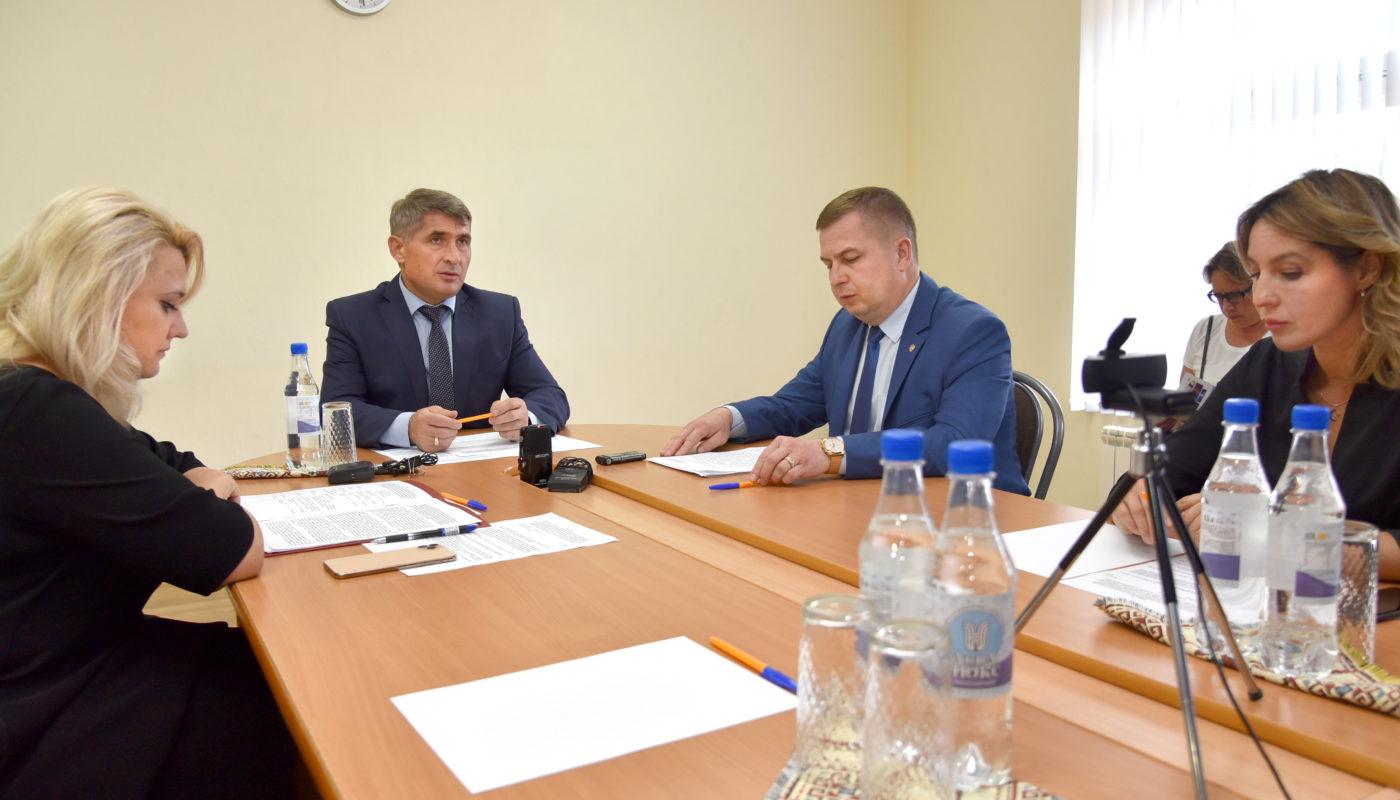 Олег Николаев предложил субсидировать часть затрат на реабилитацию перенесших COVID-19 за счёт республиканского бюджета