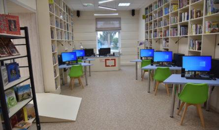 В сельских глубинках открываются библиотеки нового поколения