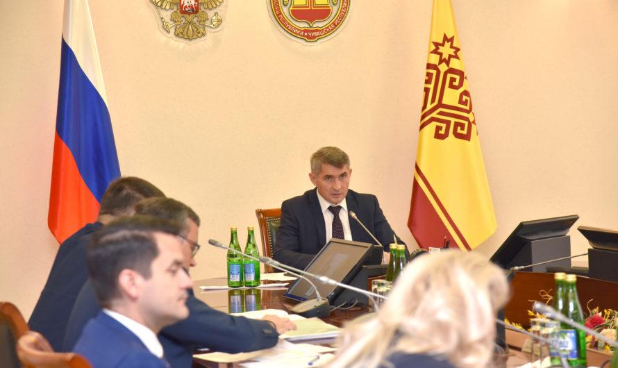 Олег Николаев поручил разработать план реализации подписанных на прошлой неделе в Москве соглашений