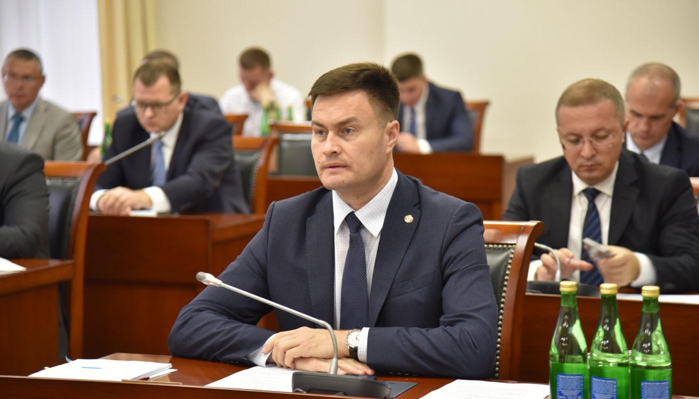 Министр образования Чувашии Сергей Яковлев