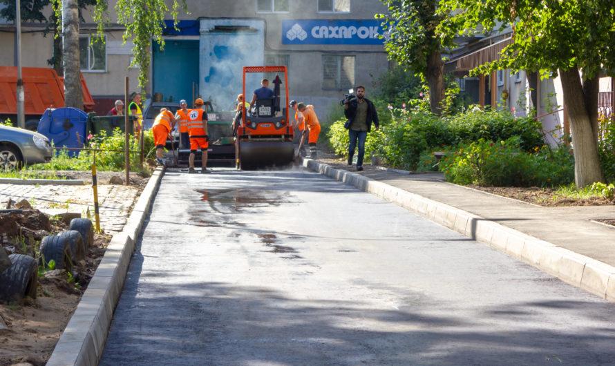 Гарантия на пять лет: плюсы комплексного благоустройства дворов в Новочебоксарске