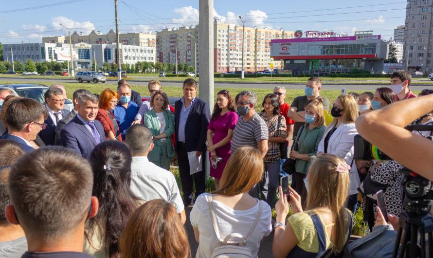 Олег Николаев назвал пути решения проблем дольщиков в Новочебоксарске