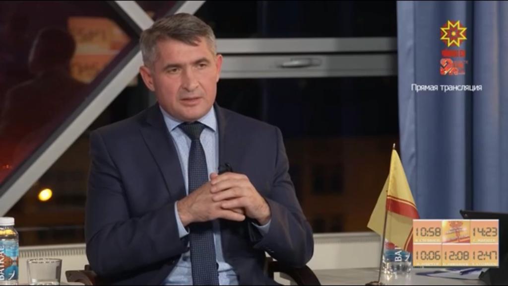 Впервые в истории региона участие в дебатах принял действующий руководитель Чувашии