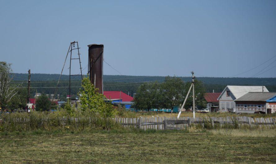 В Трехбалтаево решится проблема с водоснабжением