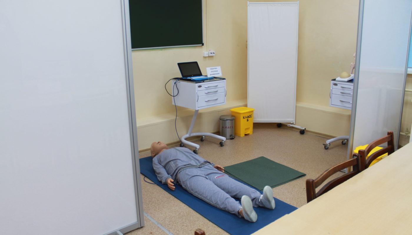 Симуляционный центр Чебоксарского медколледжа