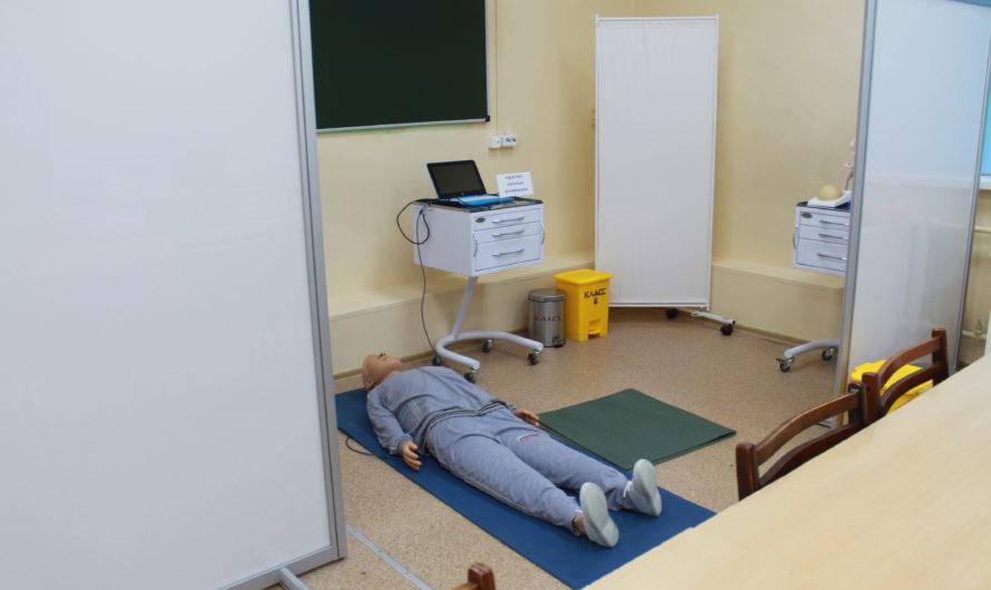 Cимуляционный центр Чебоксарского медколледжа оборудуют для студентов на 10 млн рублей