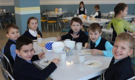 В Чувашии «усиленный» завтрак предусмотрен для более 63 тысяч младшеклассников