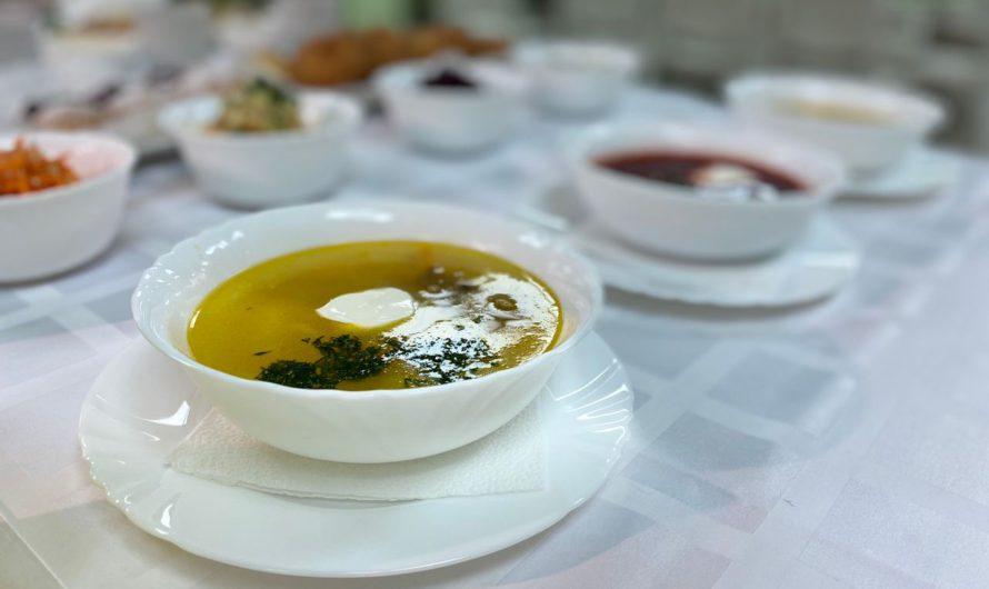 Вице-премьер правительства Чувашии проверила качество школьных обедов