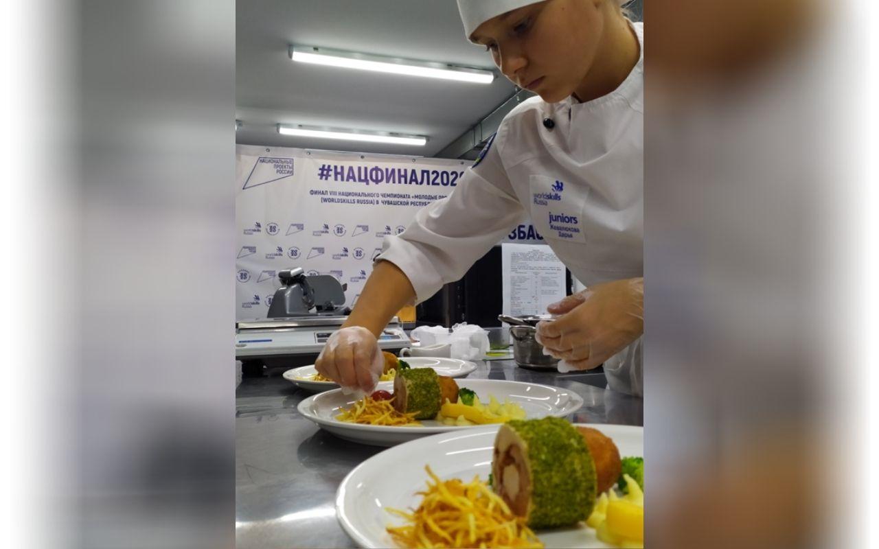 Чебоксарская школьница победила в чемпионате WorldSkills Russia-2020