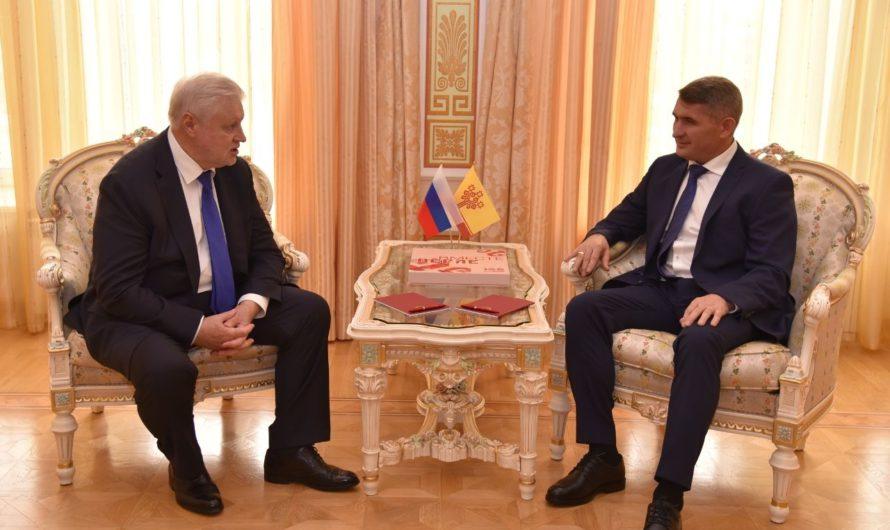 Олег Николаев оправдает доверие жителей Чувашии
