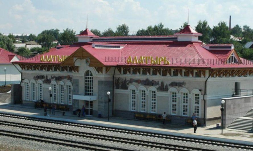 В расписание пригородного поезда Алатырь-Красный Узел-Алатырь внесли изменения