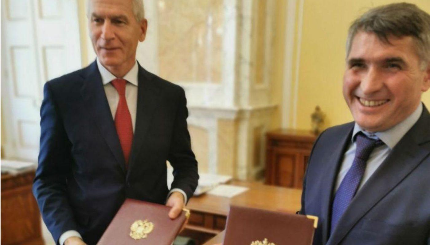 Чувашия и Минспорт России готовы вместе работать над задачами, обозначенными Президентом страны