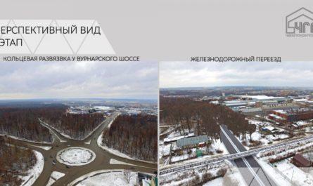 Олег Николаев попросил Президента страны поддержать создание третьего транспортного полукольца в Чебоксарах