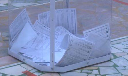 Итоги первого дня голосования в сюжете НТРК