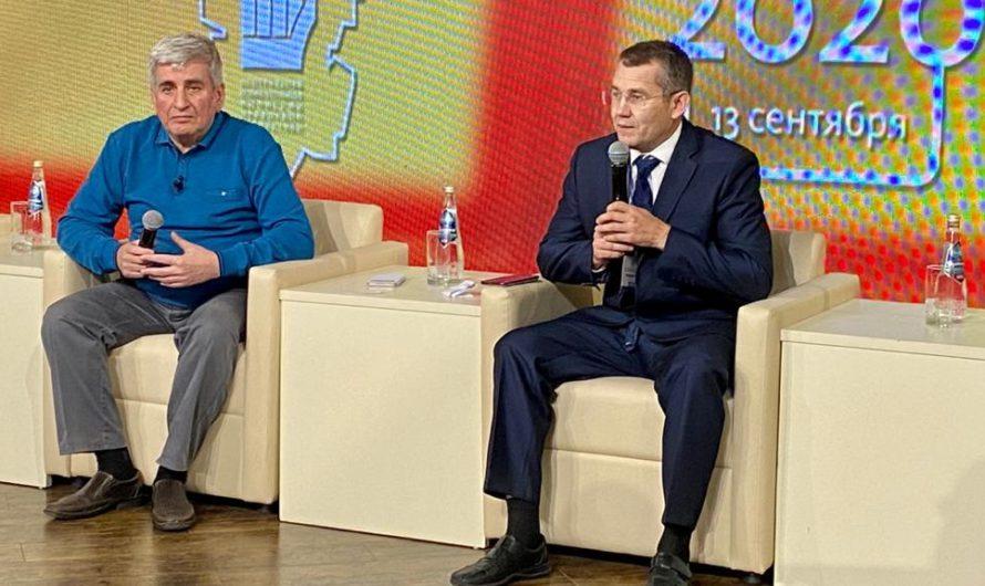 Экзитполы показали: на выборах Главы Чувашии Олег Николаев набрал 82%