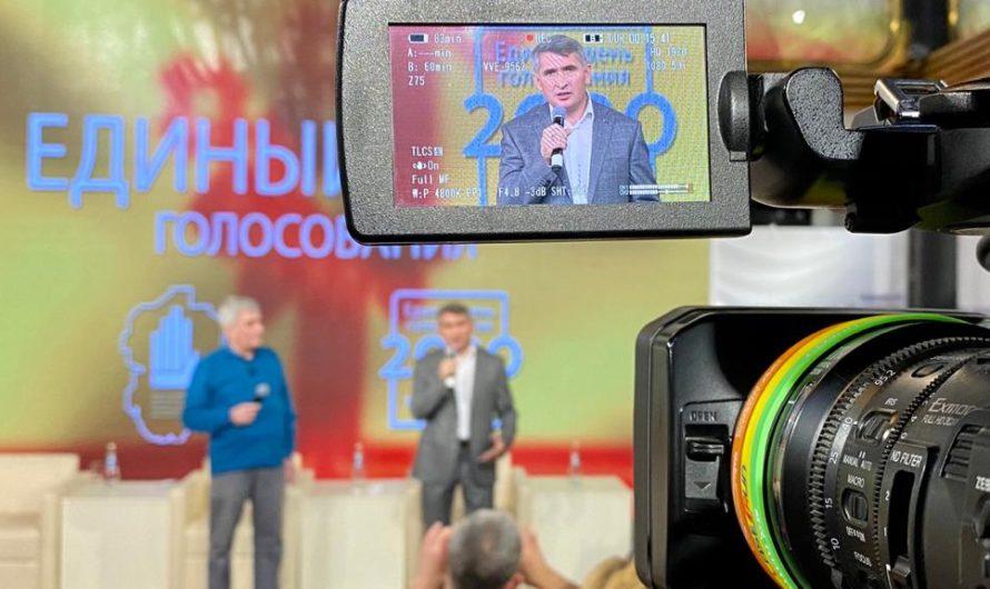 Олег Николаев: «Приятно, что каждый кандидат на выборах Главы Чувашии готов работать дальше»
