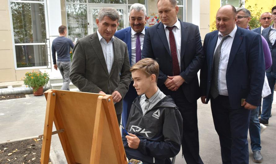 Олег Николаев: «Поддержку одаренных детей мы организуем на принципиально новом уровне»