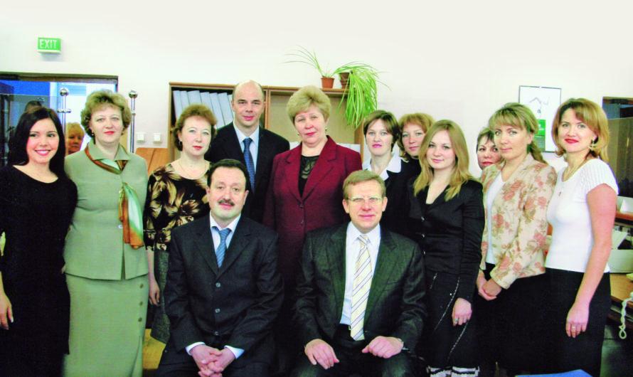 Антон Силуанов посещал Чувашию с рабочим визитом 15 лет назад