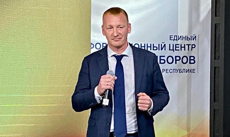 Сергей Матвеев: «Участие в выборах Главы — это новая ступень развития»