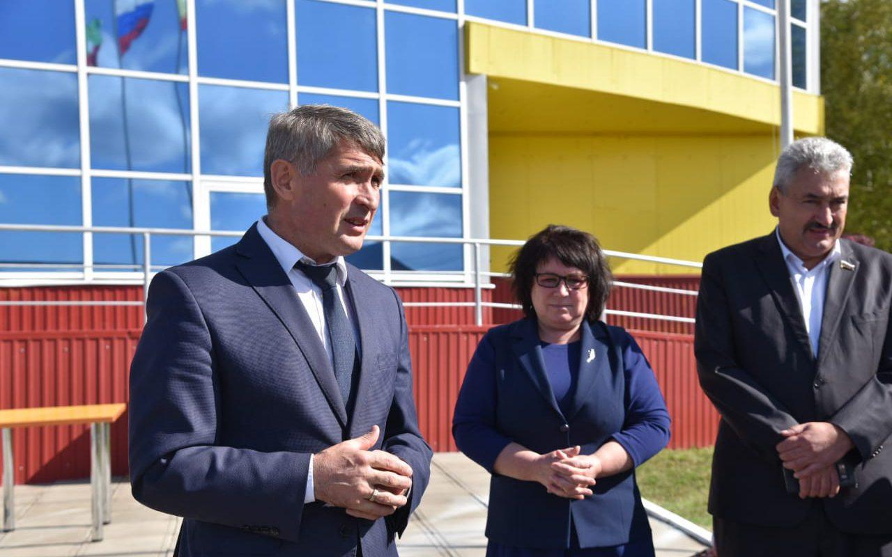 Олег Николаев обратил внимание на необходимость соблюдения мер безопасности во время выборов