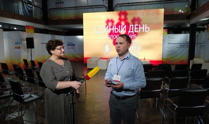 Глава ЦИК Чувашии: По итогам обработки 94,1% протоколов  Олег Николаев получил 75,59% голосов избирателей