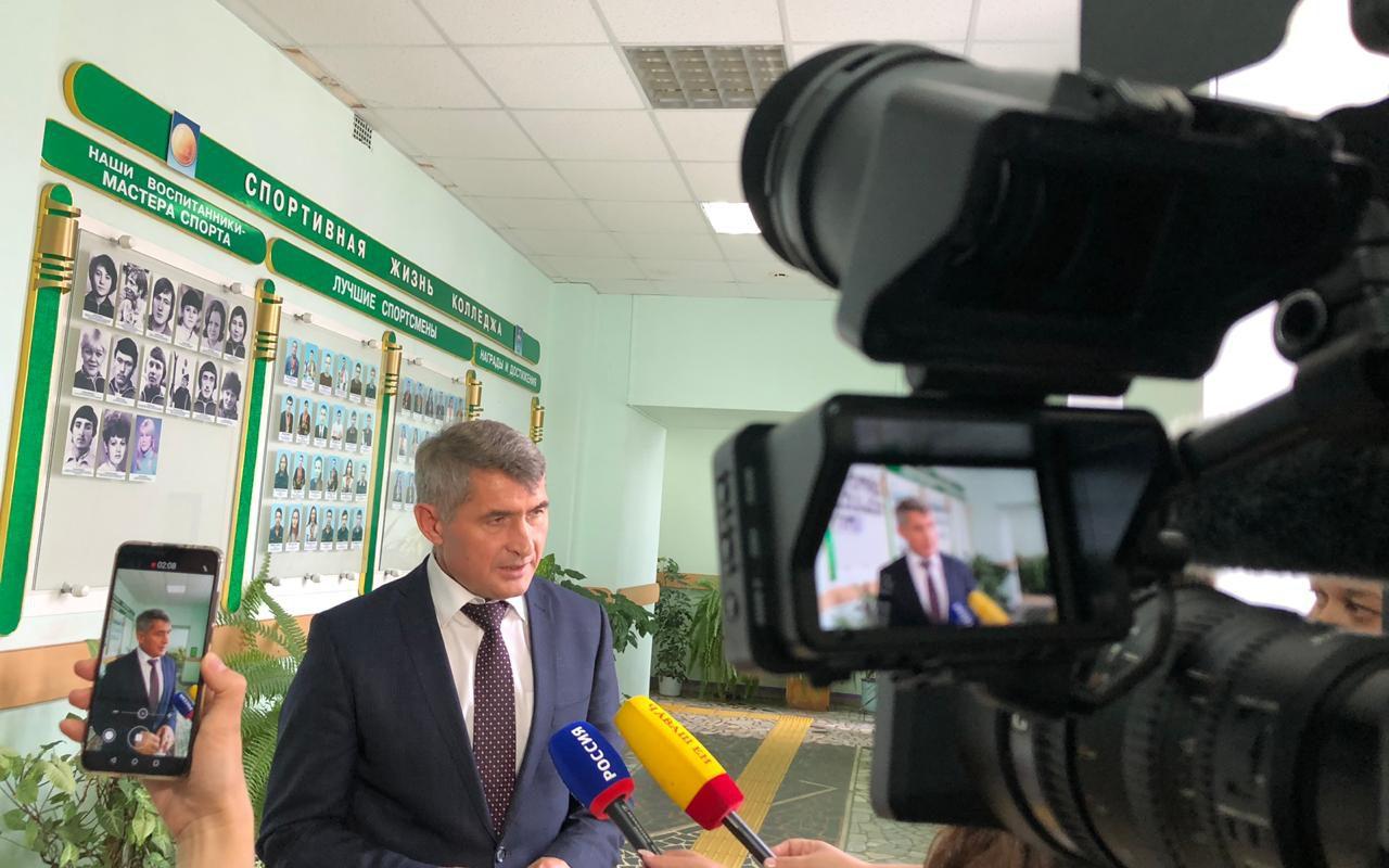 Олег Николаев прокомментировал создание Общереспубликанского молодежного движения Чувашии