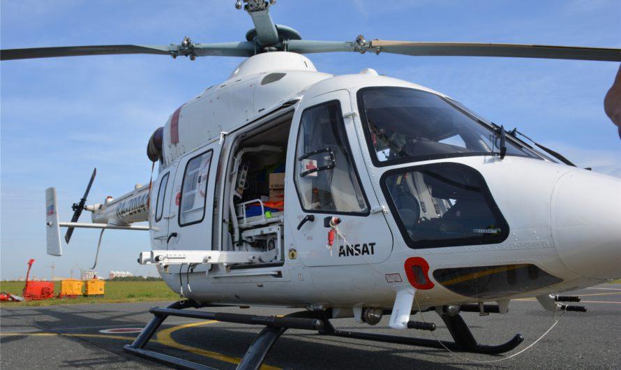 Санитарная авиация в Чувашии заработает уже в этом году