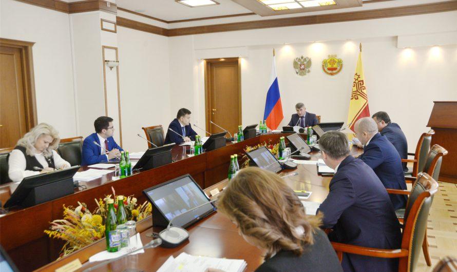 Новый Кабинет Министров Чувашской Республики сформирован