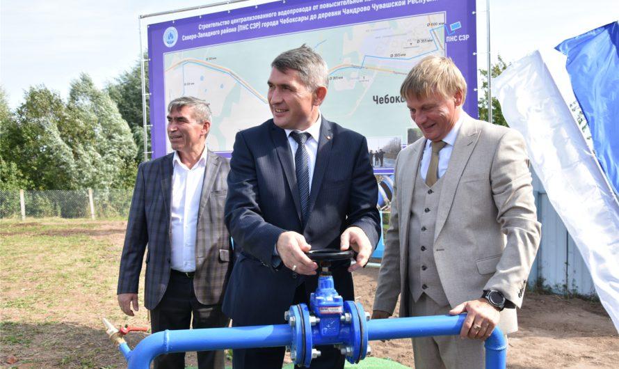 В деревне Чандрово больше не будет перебоев с водой