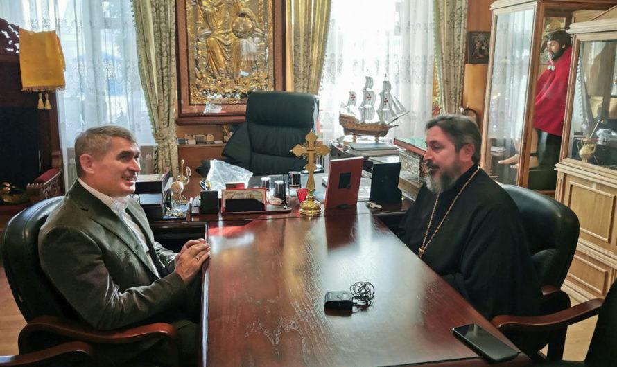Владыка Савватий: «В Чувашии за последние месяцы произошли добрые перемены»
