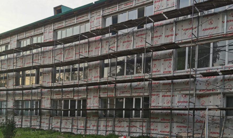 «Пожар в Вурнарах»: Олег Николаев дал оценку стройке в Вурнарской школе №1