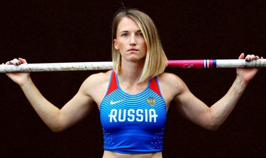 Анжелика Сидорова номинирована на Национальную спортивную премию Минспорта России в номинации «Гордость России»