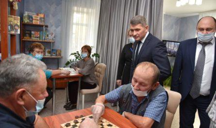 В Шумерле открылся «Мой социальный центр»