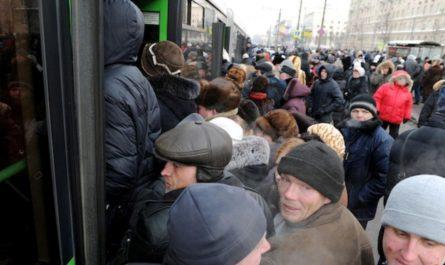 Переполненные автобусы на маршруте «Чебоксары-Новочебоксарск» Минтранс Чувашии взял на контроль