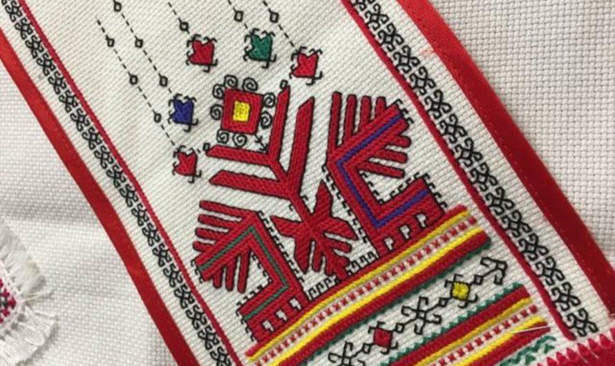 Акция «Сурпан Пĕрле», приуроченная ко Дню чувашской вышивки, пройдет в Чувашии в ноябре