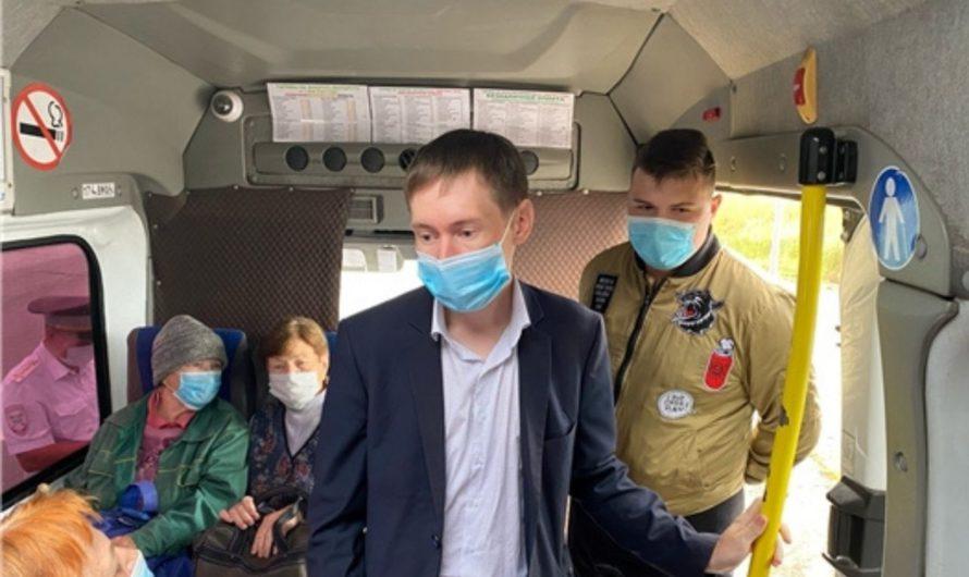 Роспотребнадзор предложил не пускать в транспорт пассажиров без масок