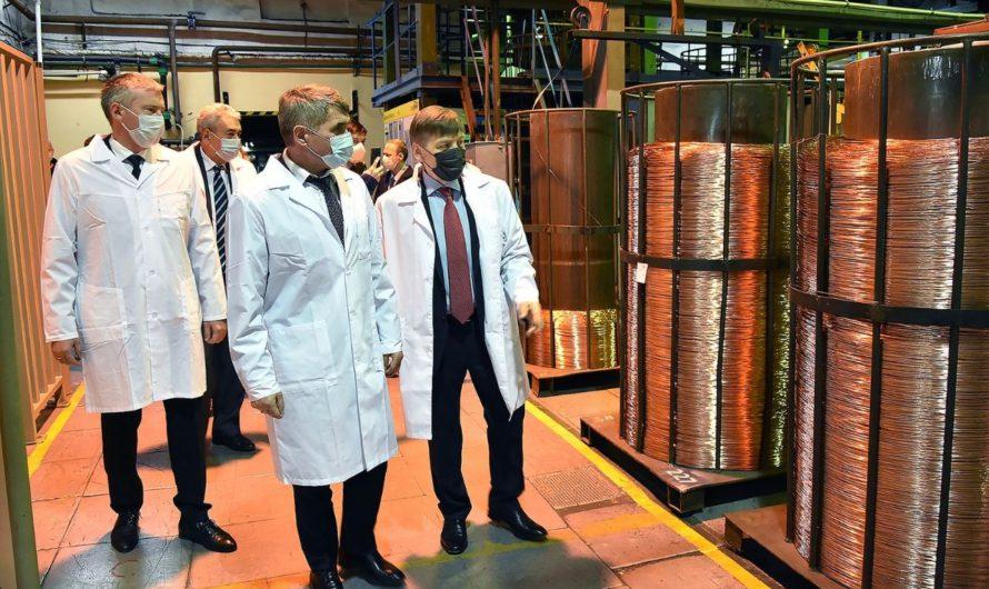 Глава Чувашии предложил предприятиям зарабатывать через производительность труда